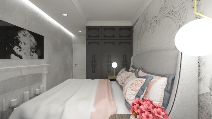 Gama Design aranzacja wnetrz sypialnia 4