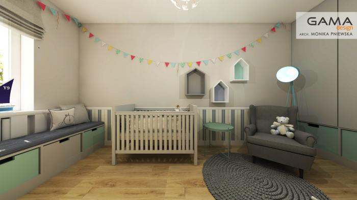 Gama design pokoj dzieciecy 2