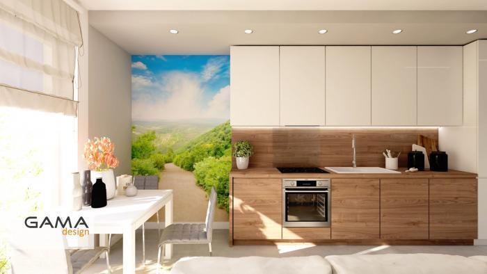 Gama design projekt salon kuchnia 2-kopia