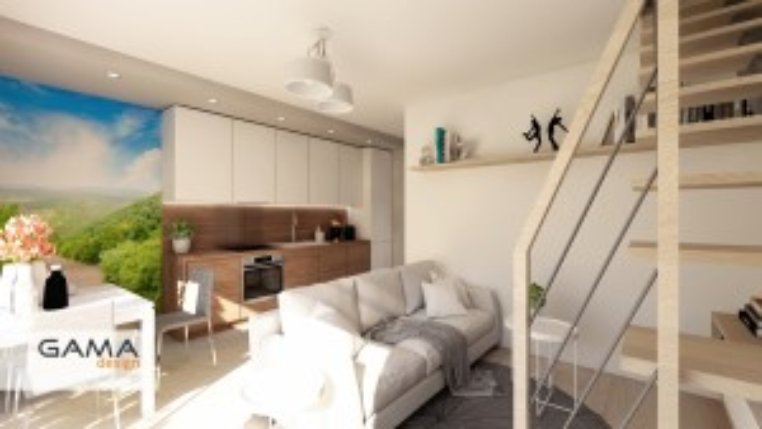 Gama design projekt salon kuchnia 3-kopia