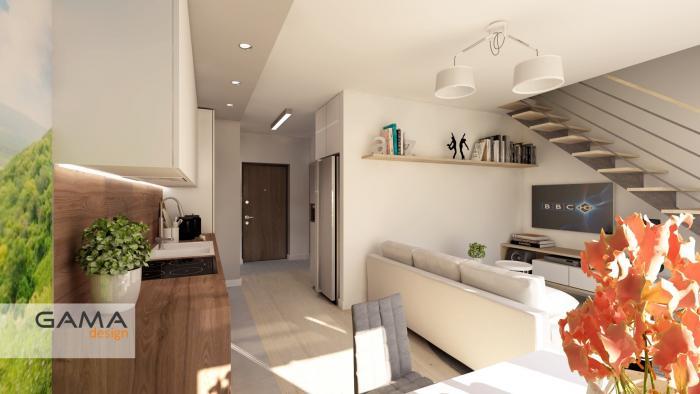 Gama design projekt salon kuchnia 4-kopia