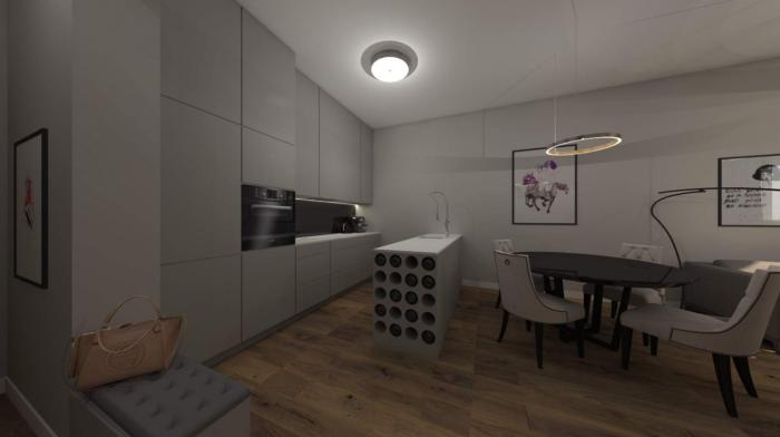 Gama design wykonczenie pod klucz kuchnia 1