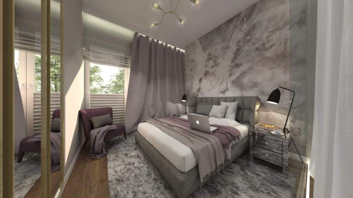 Gama design wykonczenie pod klucz sypialnia 1