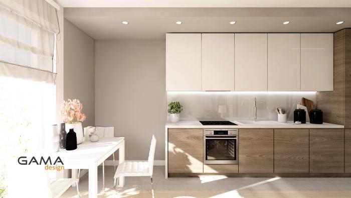 Gama Design aranzacja wnetrz koncepcja salon kuchnia 2.2-kopia