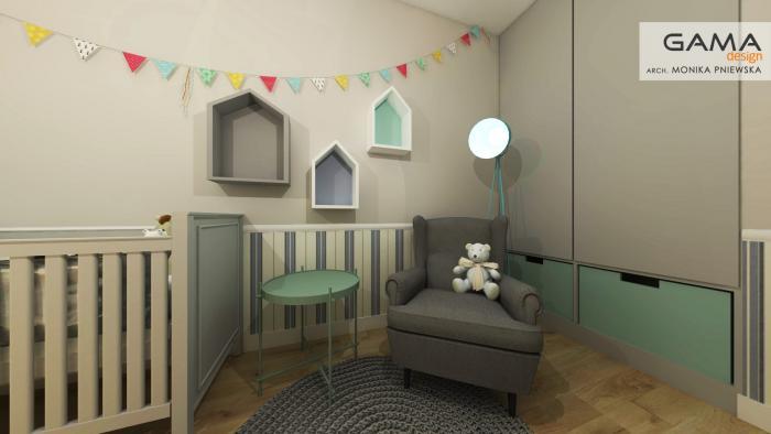 Gama design pokoj dzieciecy 3