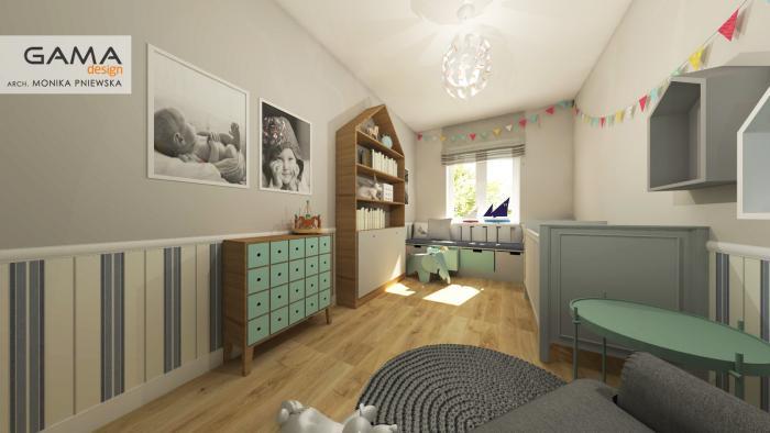 Gama design pokoj dzieciecy 4