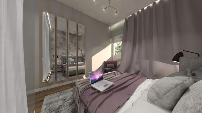Gama design wykonczenie pod klucz sypialnia 3