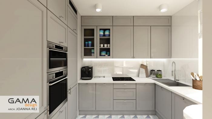gama design aranzacja wnetrz kuchnia 1