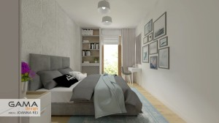 gama design aranzacja wnetrz sypialnia 1