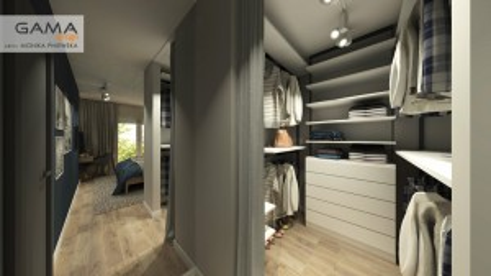 gama design garderoba 2