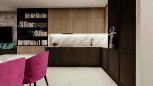 Kolorowy apartament